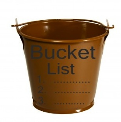bucket list for sales managers