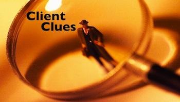 client clues