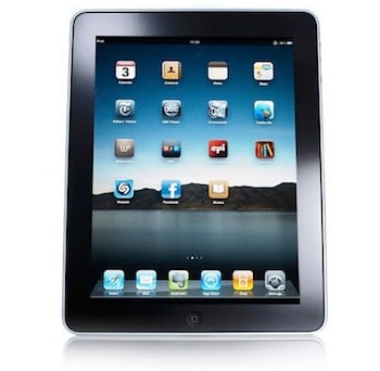 iPad use for sales people