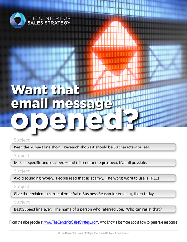How-to-get-your-email-opened