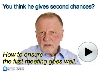 No-second-chances