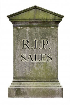 Where sales go to die