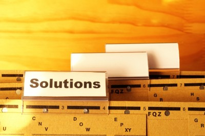 Is it a sales strategy   Or a solution strategy