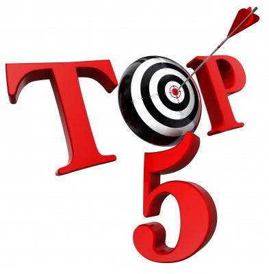 Top Five!