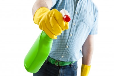 Step Up to the Spring Cleaning Challenge