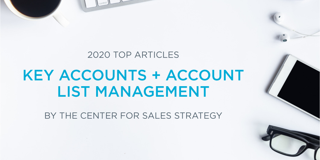 2020 Best Key Accounts Blogs