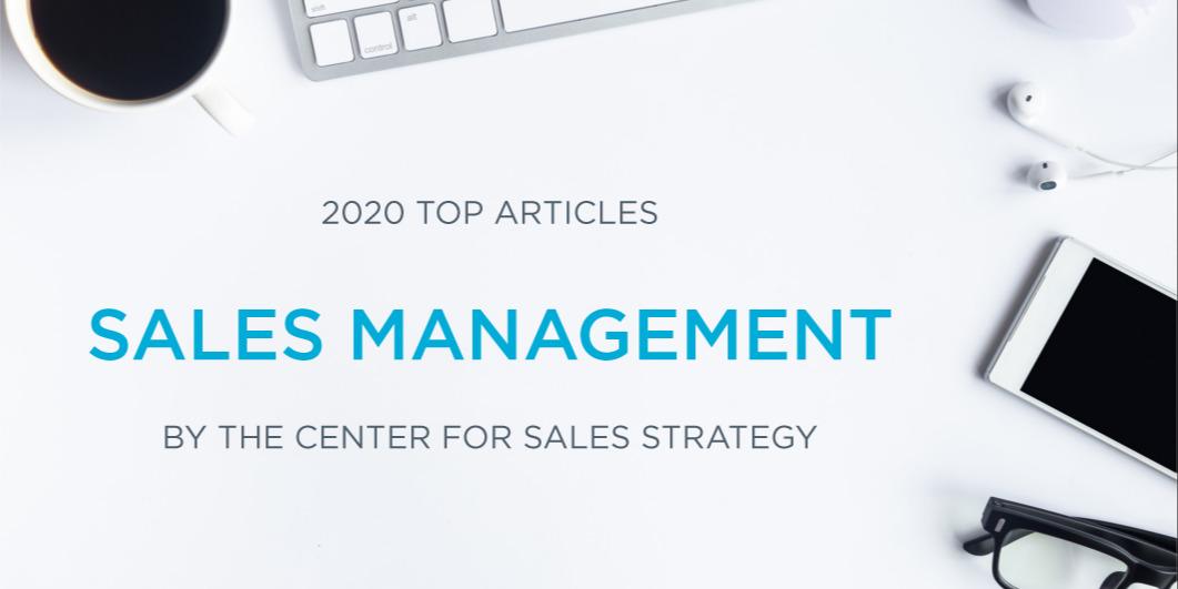 2020 Best Sales Management