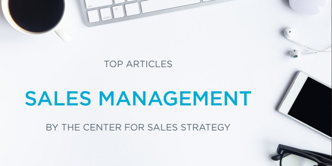 Best 2019 Sales Management