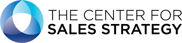 The Center for Sales Strategy Logo