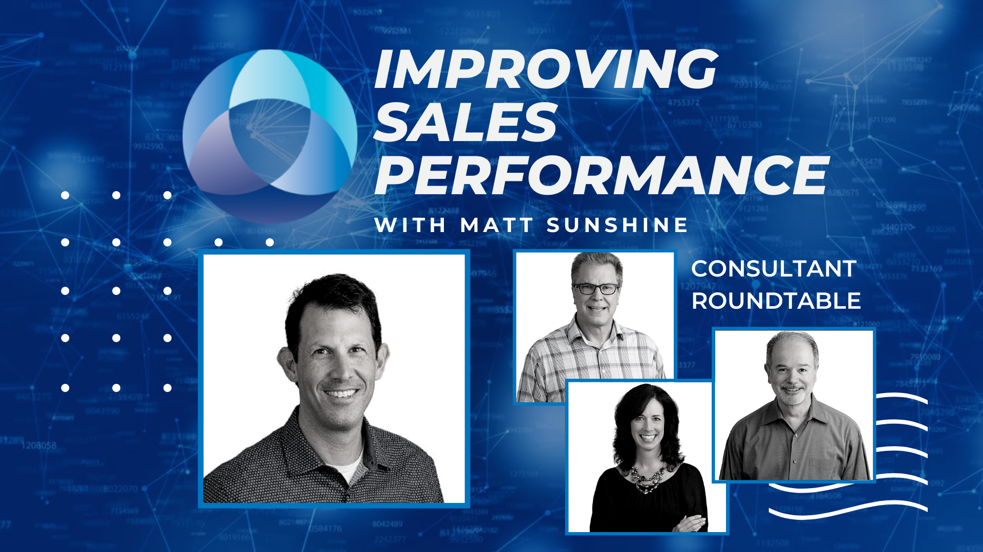 Improving Sales Performance Consultant Roundtable