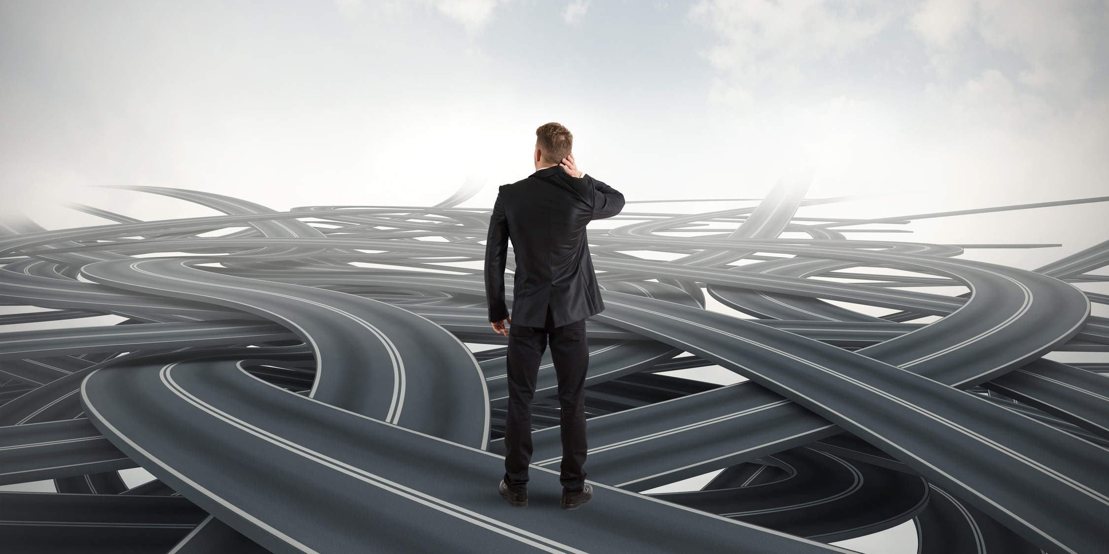 Navigating Uncertainty, Courageous Decisions