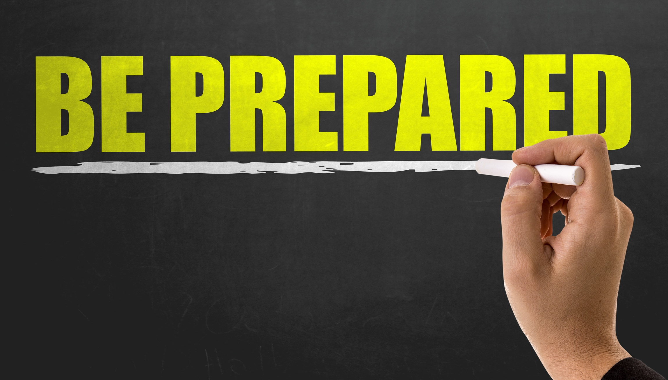 prepare your prospect before a meeting