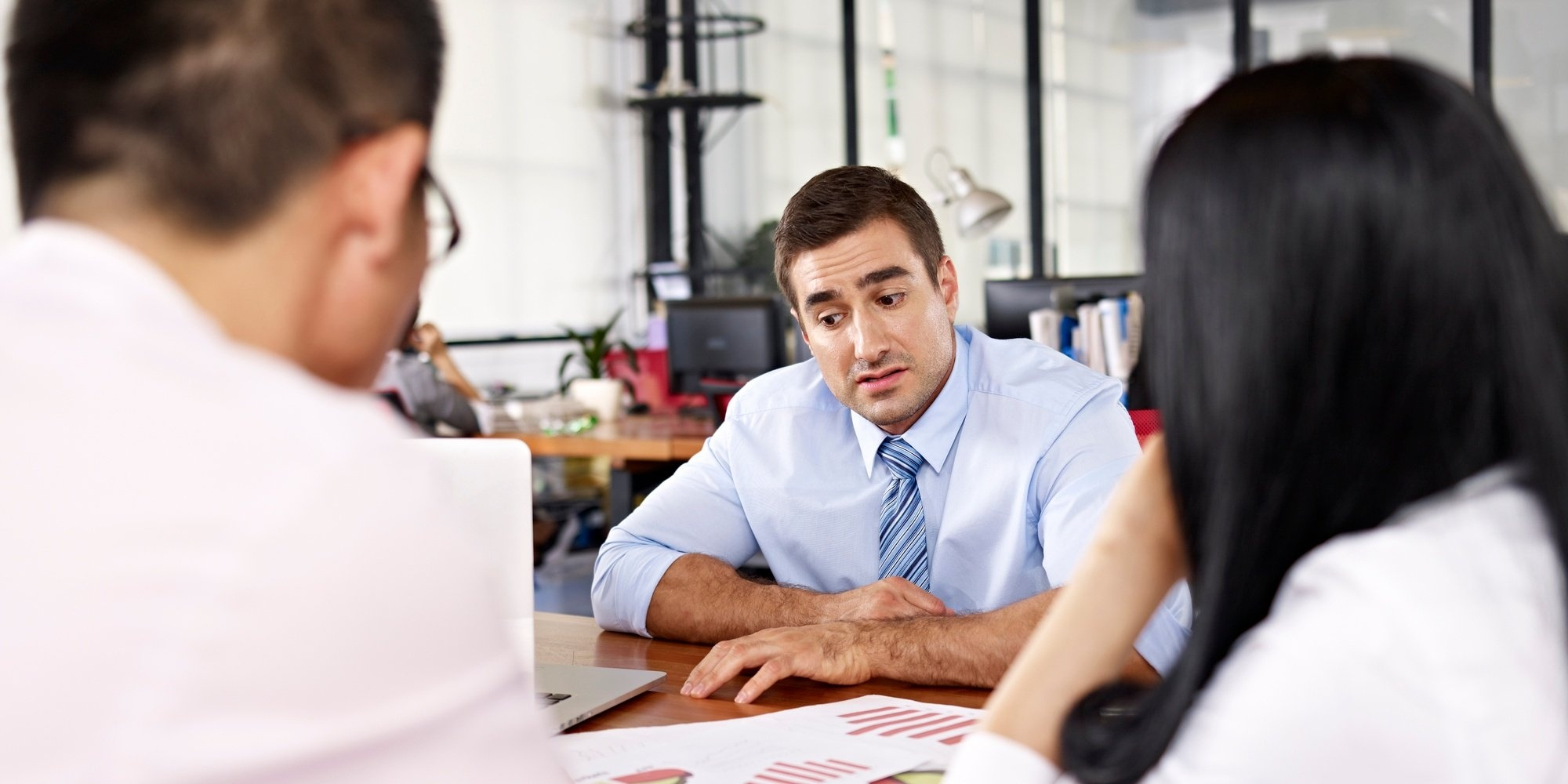 don't waste time when sales prospecting