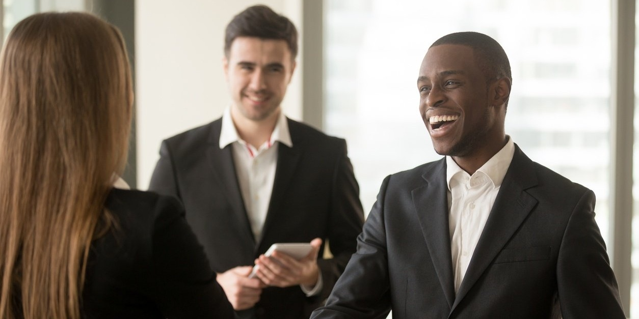 hire a salesperson who sells integrated solutions