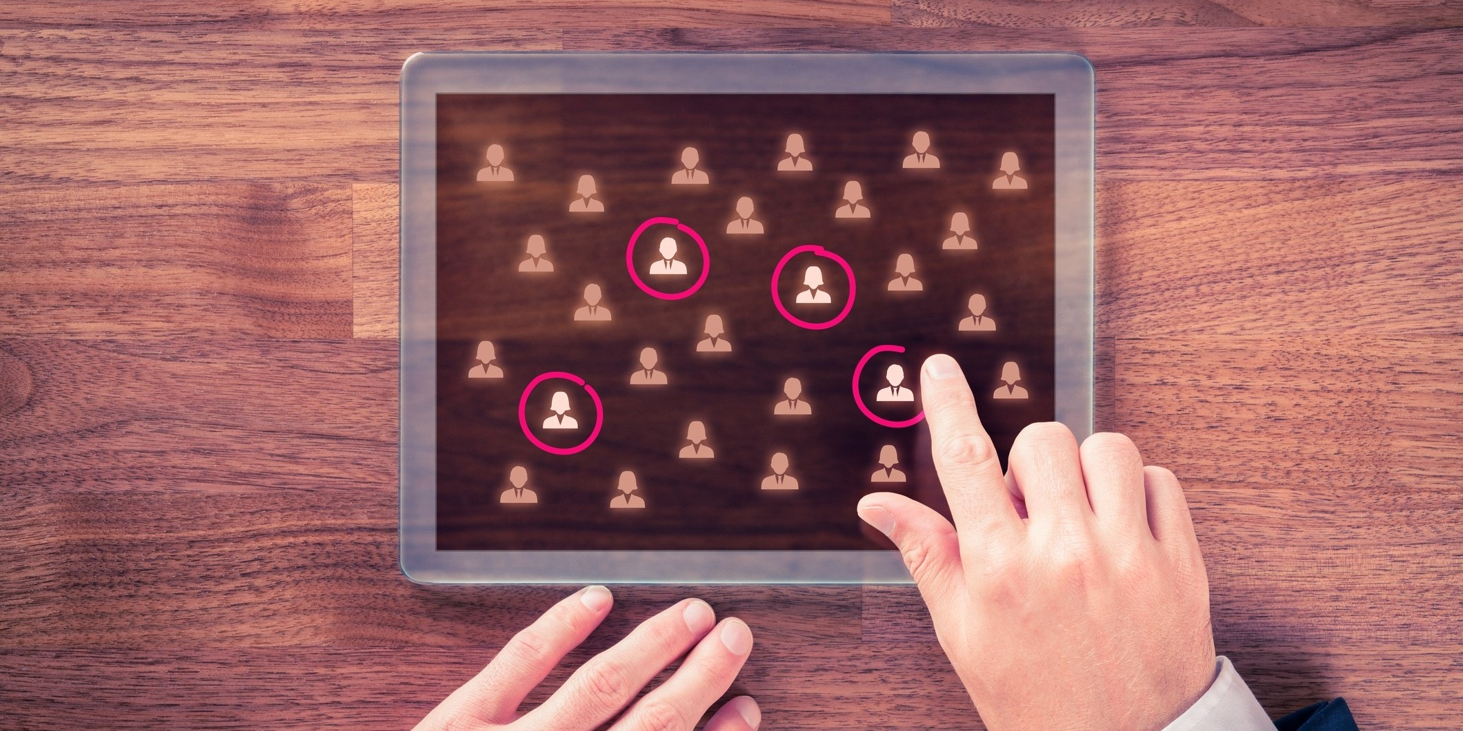 identify target audience new business hack