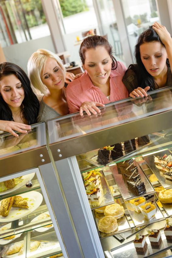 ordering-dessert