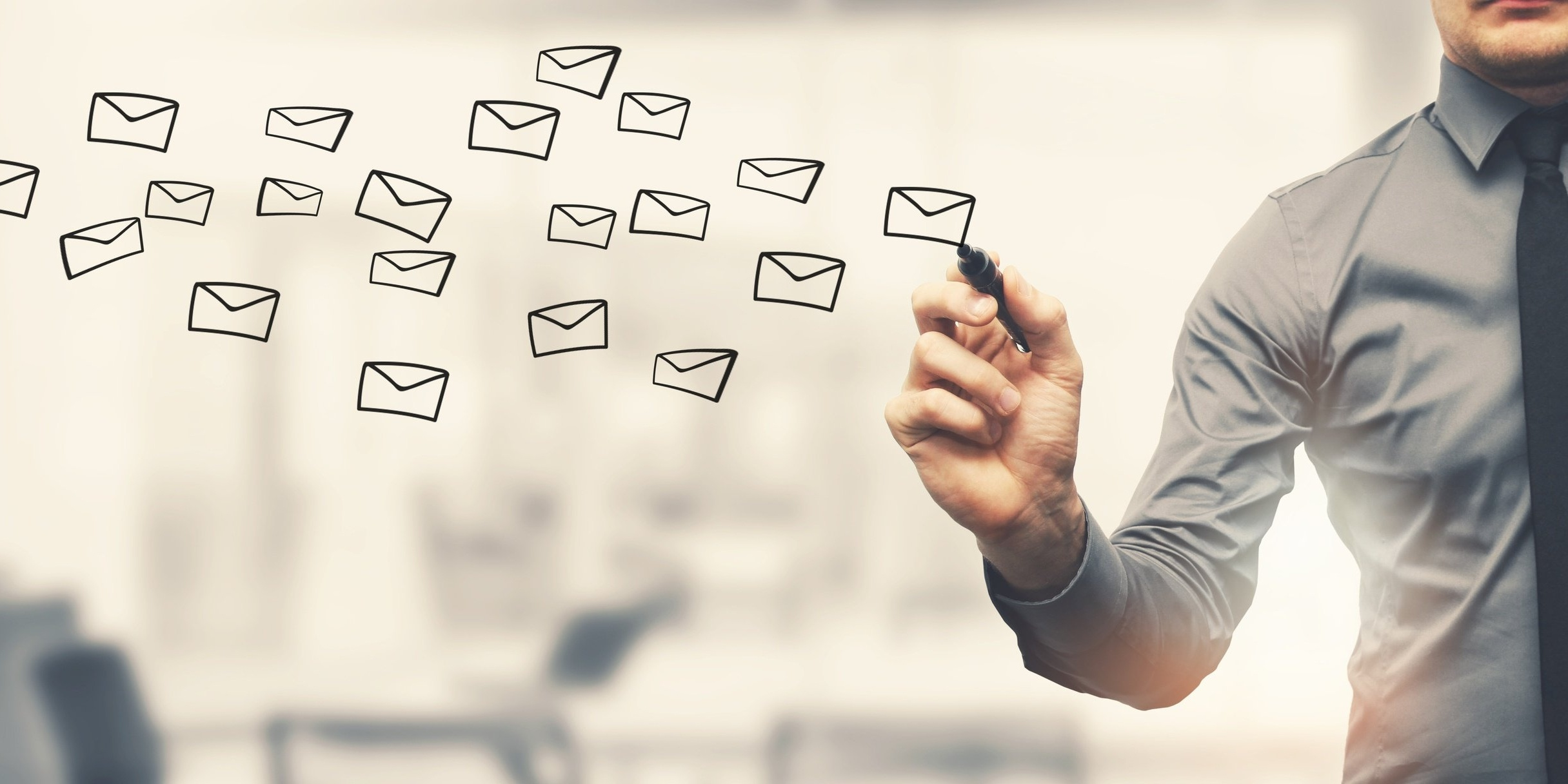 sales prospecting email