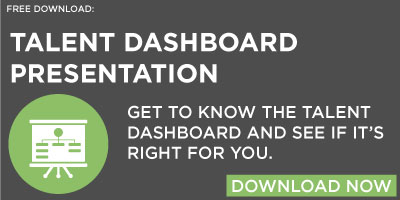 Talent Dashboard presentation - get to know the new talent dashboard and see if it's right for you