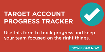 Target Account Performance Tracker