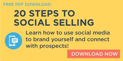 20 Steps to Social Selling