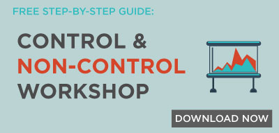 Free step-by-step guide: control & non-control workshop