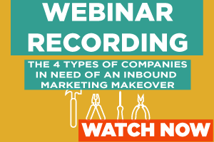 Could your company use an inbound makeover?