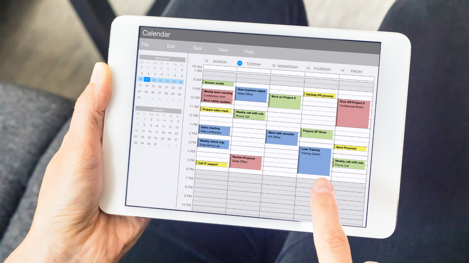 Why you need a sales calendar
